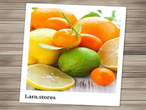 گروه بویایی مرکبات (Citrus)