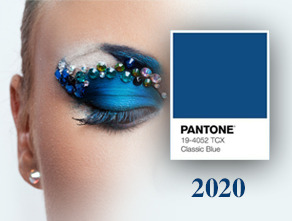 معرفی رنگ سال 2020